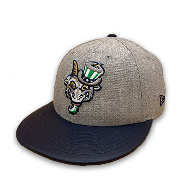 Hartford Yard Goats LIMITED EDITION Low Profile Uncle Sam Snap Back