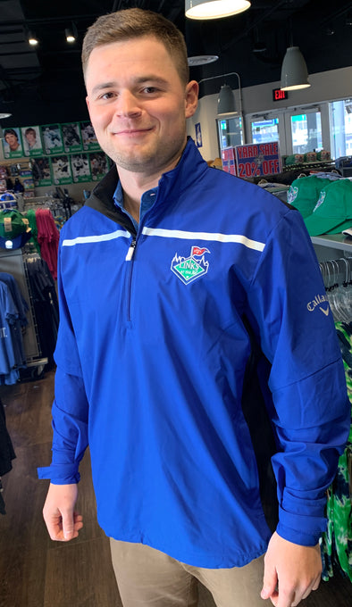 Hartford Yard Goats Callaway Links at the Yard 1/4 Zip Pullover