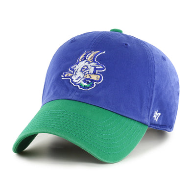 Hartford Yard Goats 47 Brand Adjustable Cap in Two Tone