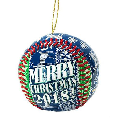 Hartford Yard Goats 2018 Holiday Ornament