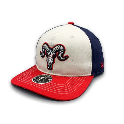 Hartford Yard Goats OC Sports Founder Puerto Rican Flag Snap Back