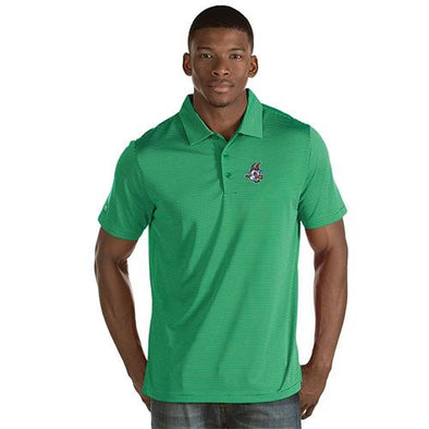 Hartford Yard Goats Antigua Quest Polo in Green