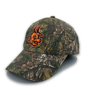 Hartford Yard Goats Real Tree Camo Cap