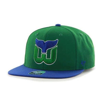 47 Brand Hartford Whaler's Reverse Two Tone Snap Back