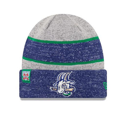 Hartford Yard Goats New Era Official Sport Knit