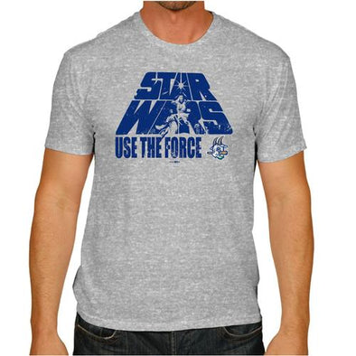 Hartford Yard Goats Retro Brand Adult Star Wars Tee 2019 -