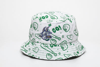 Hartford Yard Goats Toddler Bucket Hat
