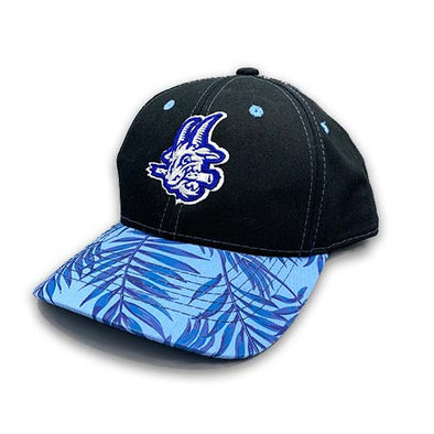 Hartford Yard Goats OC Sports Tropical Adjustable Cap