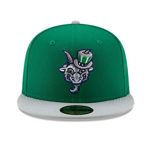 Hartford Yard Goats Official Uncle Sam Fitted Cap