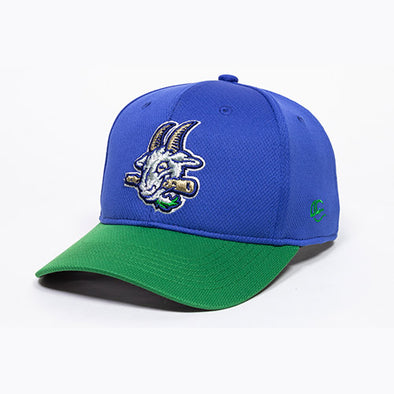 Hartford Yard Goats OC Sports Yth Two Tone Adjustable Cap