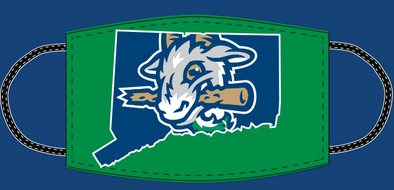 Yard Goats - CT State Mask