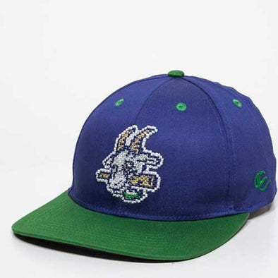 Hartford Yard Goats OC Sports Yth Digital Snap Back