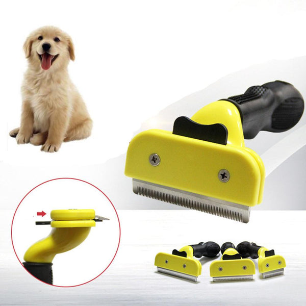 Pet Hair Removal Comb