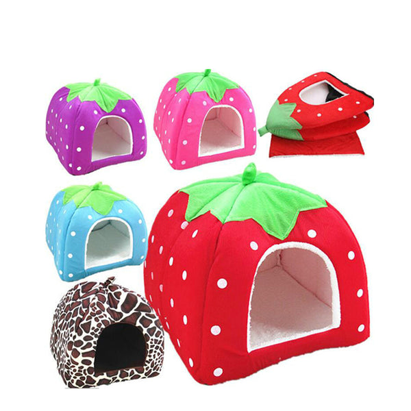 - Fashion Soft Dog House - Animal Islands