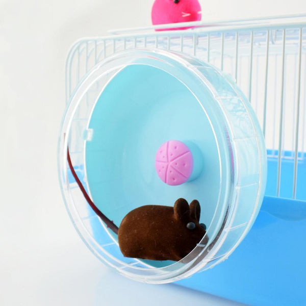 Silent Running Wheel for Hamster