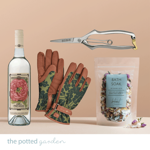 A Day in the Garden - The Perfect Gift Hamper for Her
