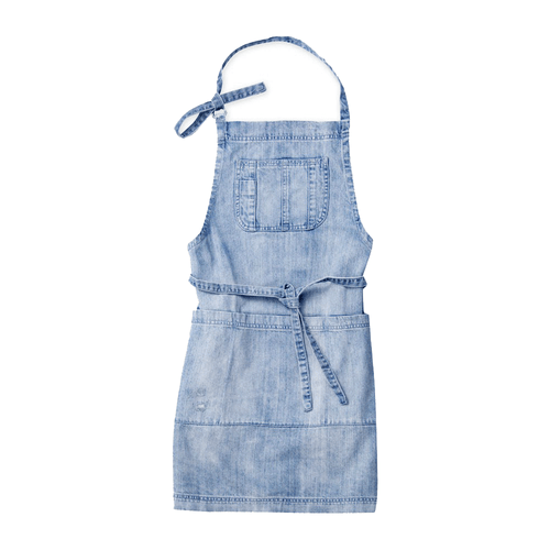 Garden Apron Stone Washed Denim