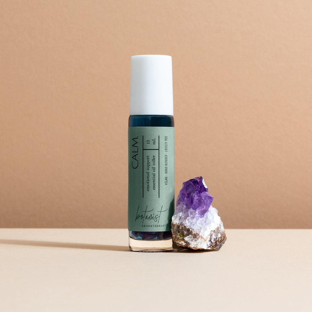 Botanist Aromatherapy - essential oils roller Calm