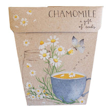 Chamomile Gift Card of Seeds