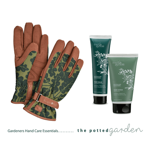 Gardeners Hand Care Essentials - Moss Oak Leaf