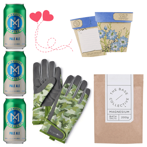 Gardener's Valentine's Gift Hamper - For Him