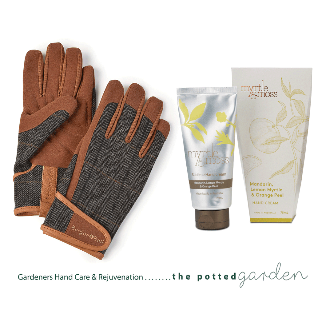 Gardeners Hand Care & Rejuvenation - Men's Tweed