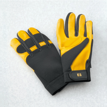 Ladies Soft Touch Gardening Gloves by Gold Leaf