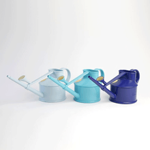 Haws Plastic Watering Can - Blue
