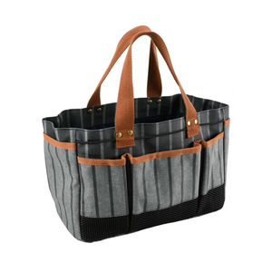 Blue Ticking Gardener's Tool Bag by Sophie Conran