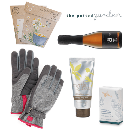 Sparkling in the Garden - The Perfect Gift Hamper for Her