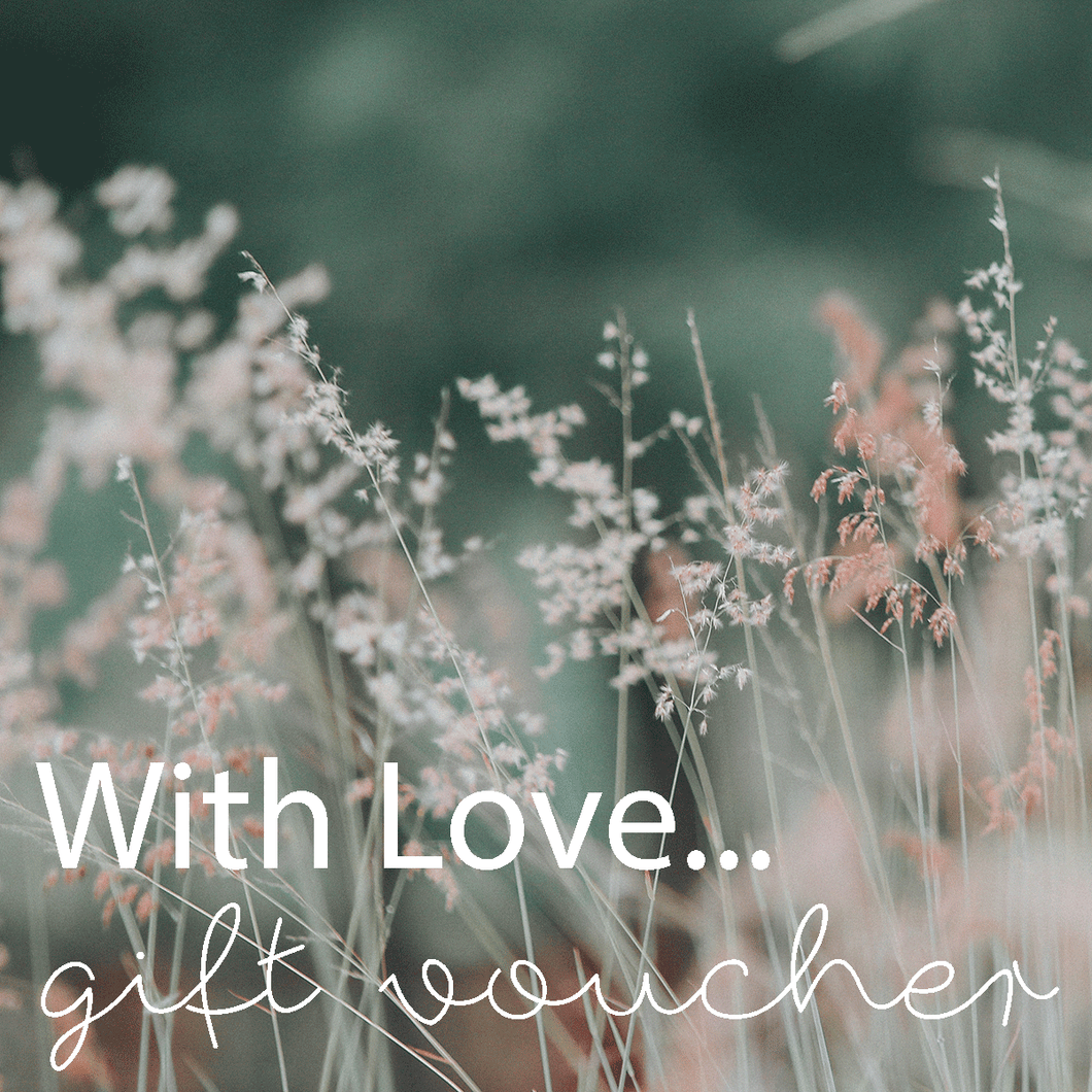 With Love Gift Vouchers