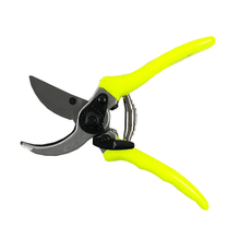 FloraBrite Yellow Bypass Secateurs