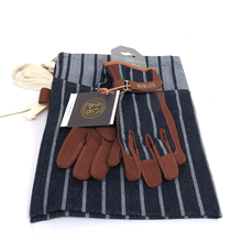 Garden Glove & Apron Gift Set for Her