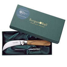 Classic Pruning Knife & Steel Gift Set | Cutting Tools | Plant Gifts | The Potted Garden