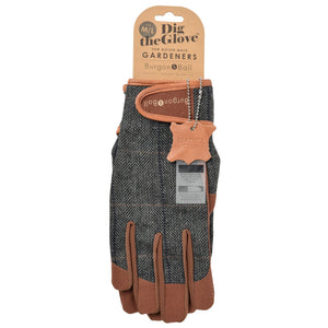 Gardener's Complete Hand Care Gift Set - Men's Tweed