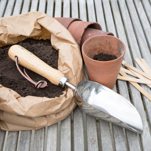 Compost Scoop | Hand Tools | Plant Gifts | The Potted Garden