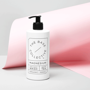 The Base Collective - Magnesium + White Tea Hand & Body Wash | Magnesium | Plant Gifts | The Potted Garden