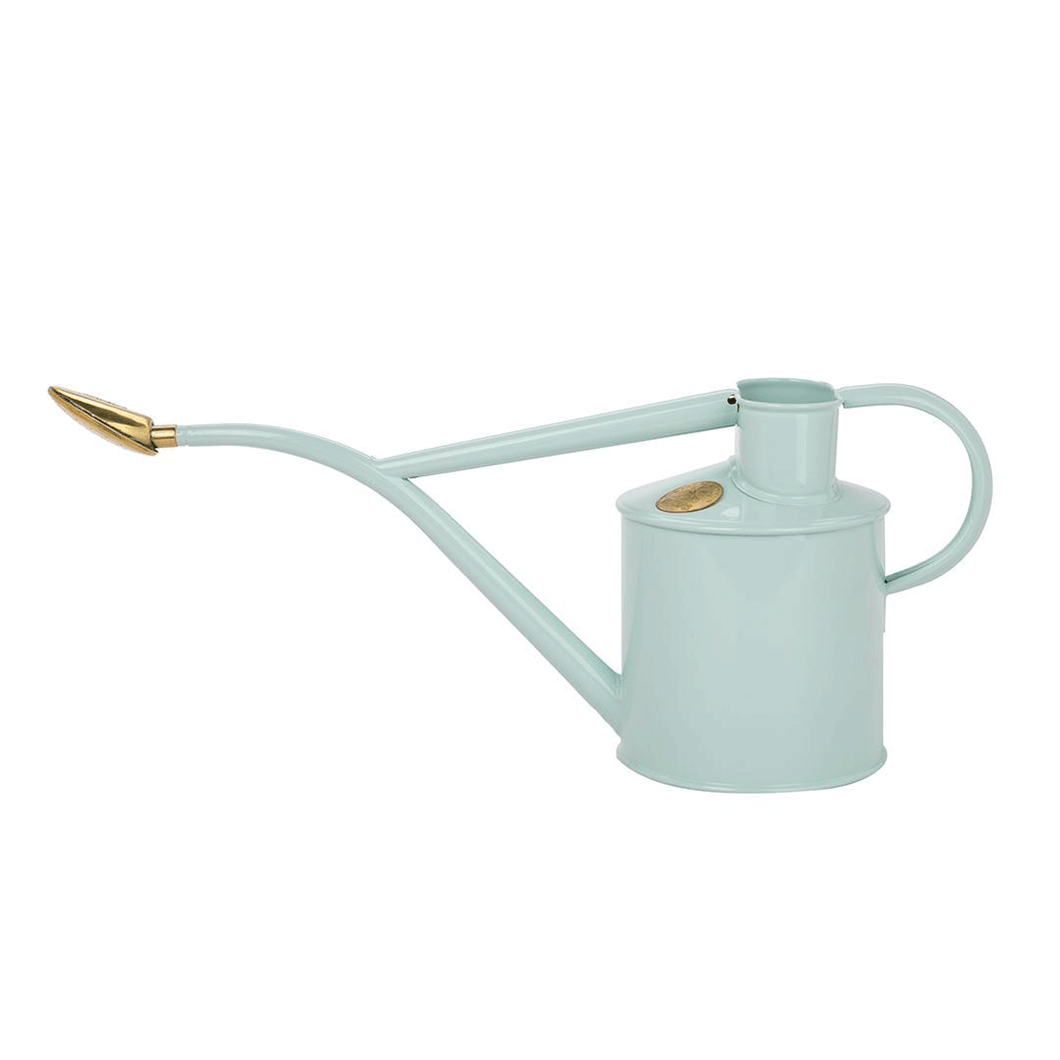 Watering Can - Metal Indoor 1Litre - Duck Egg Blue