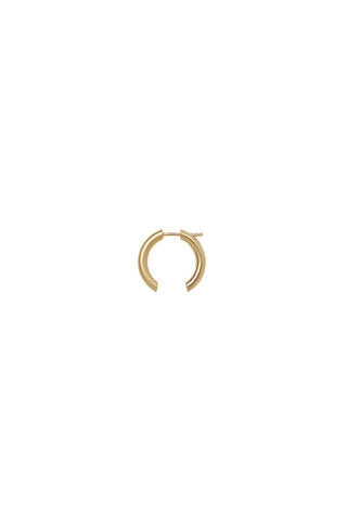BROKEN 18 EARRING - GOLD