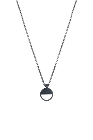 CARO NECKLACE - BLACK