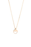 CARO NECKLACE - ROSE GOLD