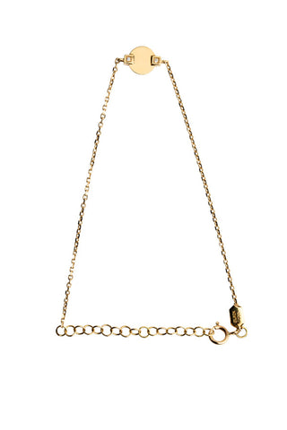 COCOLOCK DIAMOND BRACELET  - 14K YELLOW GOLD