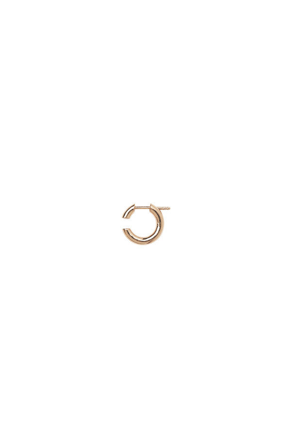 DISRUPTED 14 EARRING - ROSE GOLD