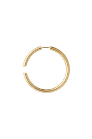 DISRUPTED 48 EARRING - GOLD
