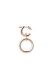 DOGMA EARRING - ROSE GOLD