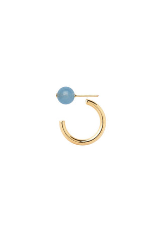 ELLY EARRING - BLUE QUARTZ