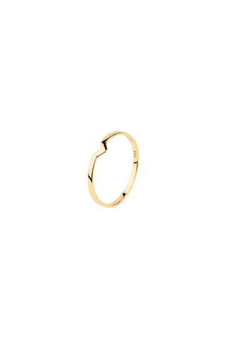 HERO RING - HIGH POLISHED GOLD