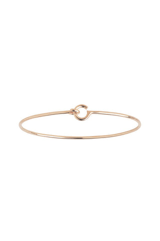 HOOK BRACELET - ROSE GOLD
