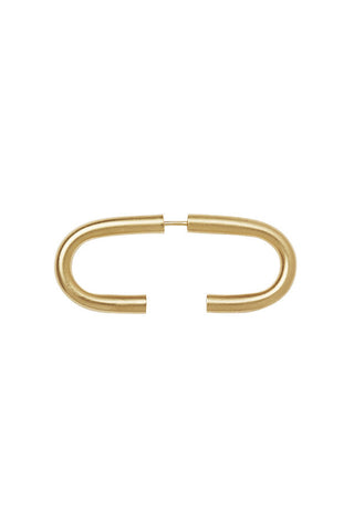 HORIZONTAL EARRING - GOLD