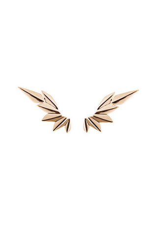 WING EARRING - ROSE GOLD